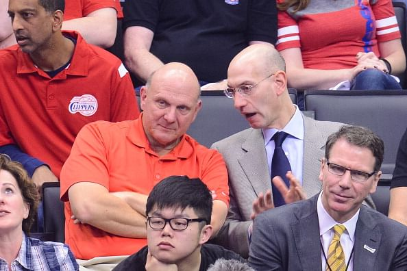 Steve Ballmer is the new owner of Los Angeles Clippers