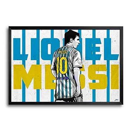 Top 10 Lionel Messi posters to buy in India
