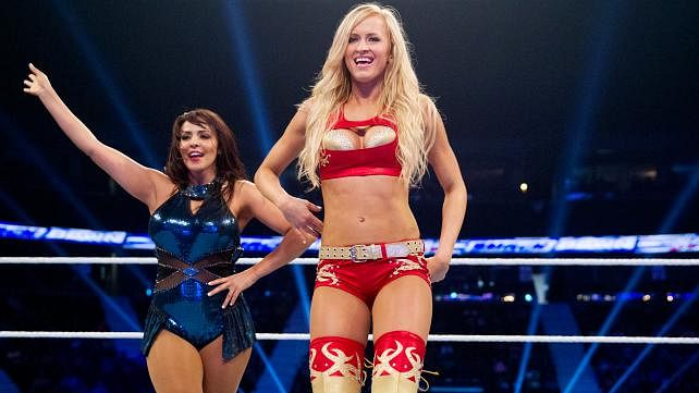 Wwe Summerslam 2014 5 Matches That Wwe Could Add To The