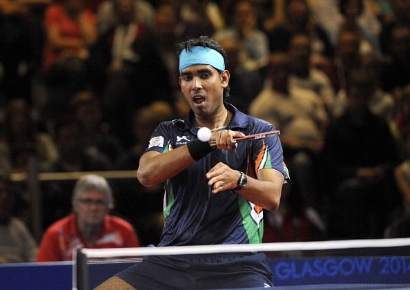 CWG 2014: Sharath Kamal loses in bronze medal play-off
