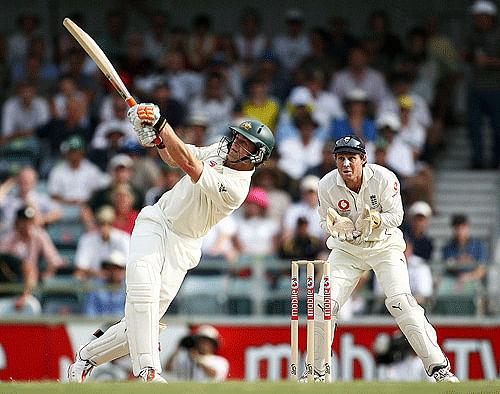 Adam Gilchrist's debut in International Cricket