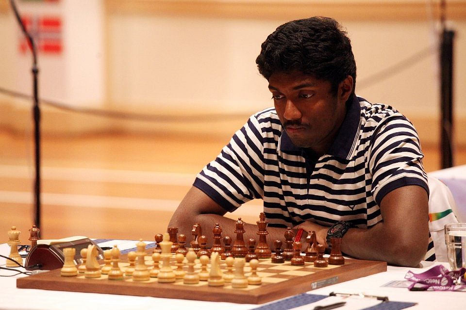 Chess Olympiad Norway: India win against Moldova