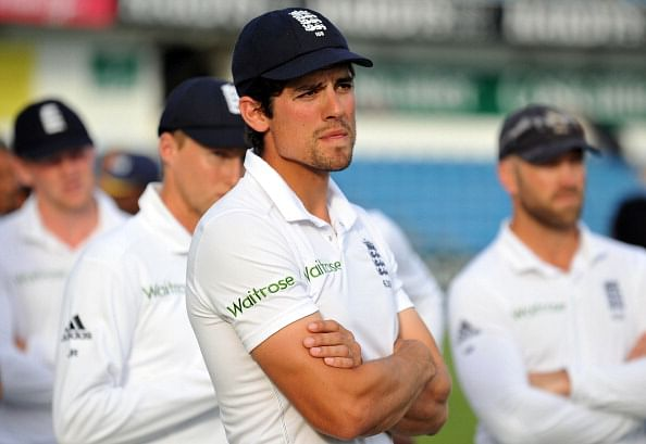 Alastair Cook was on the verge of quitting as Engand captain: Paul Downton