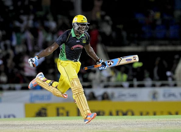 CPL 2014: Andre Russell onslaught fires Jamaica Tallawahs into final