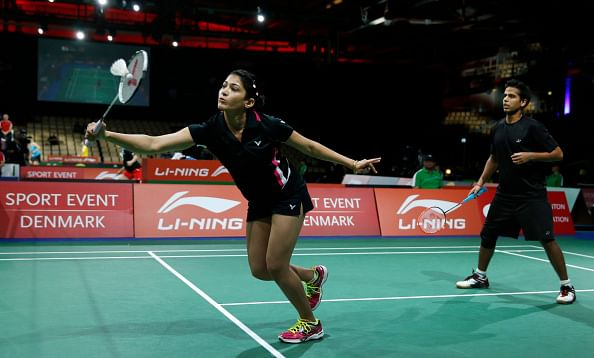 Badminton World Championships: Ashwini Ponnappa,Tarun Kona knocked out in first round