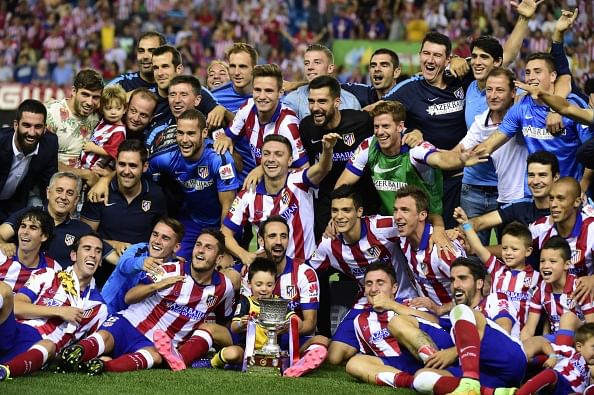 Highlights: Atletico Madrid beat Real Madrid 1-0 (2-1 aggregate) to win Super Cup
