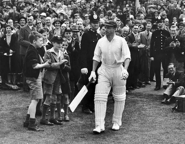 5 best Test innings of Sir Donald Bradman