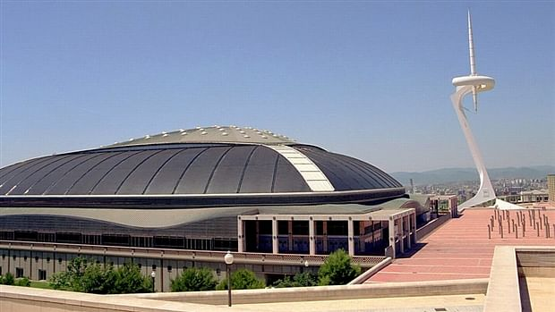 Venues of 2014 FIBA basketball world cup in Spain