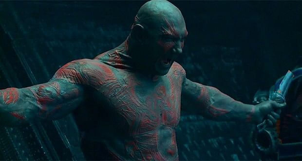 WWE: Batista beats The Rock on opening day at the Box Office