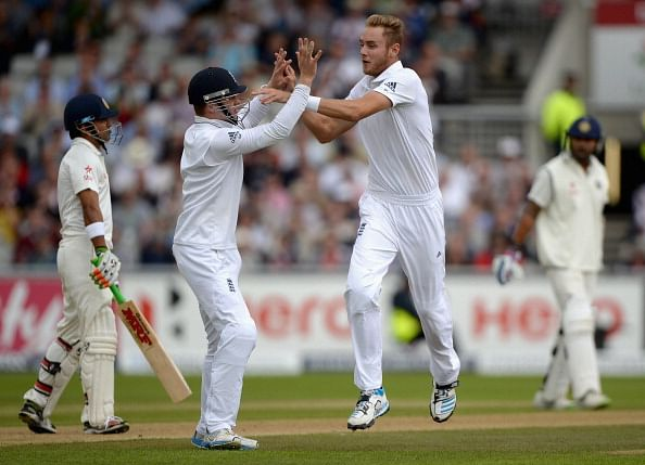 Reports: Stuart Broad to take hiatus from cricket after England-India Test series, plans knee surgery