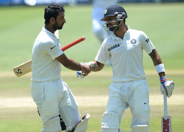 AB de Villiers still top in ICC rankings for Test batsmen; Cheteshwar Pujara, Virat Kohli slip