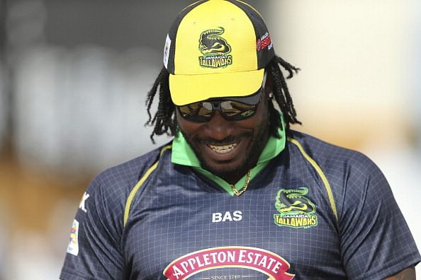 Chris Gayle does what no other international sportsperson dares to do on social media