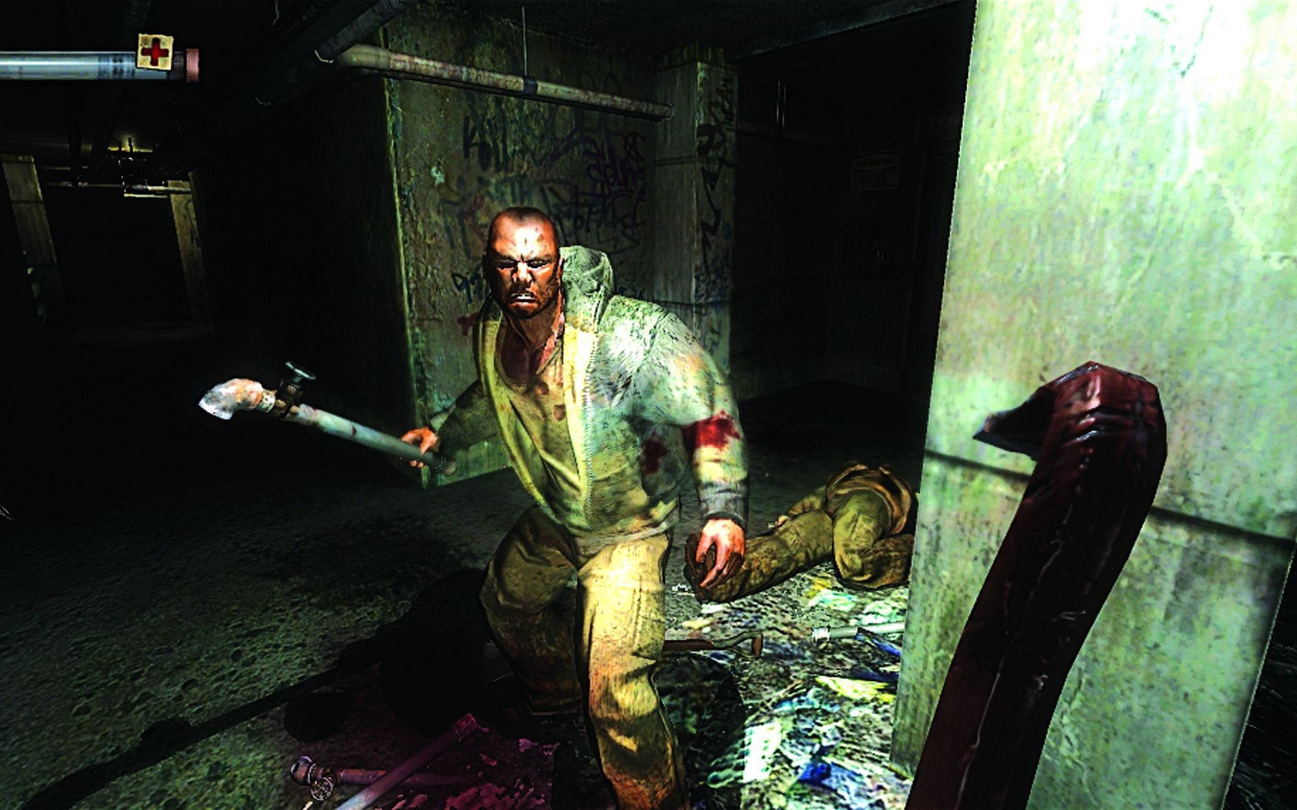 10 games that scared us the most