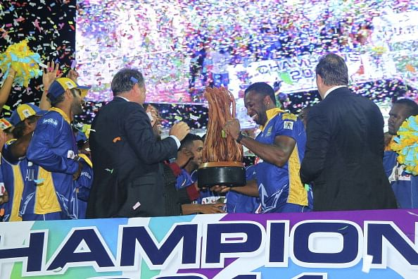 Barbados Tridents win CPLT20 title with a rain-marred win over Guyana Amazon Warriors