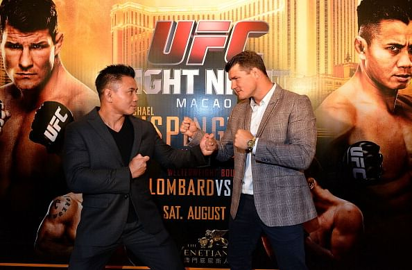 Exclusive Interview: UFC's Cung Le talks about his fight with Bisping and gives his thoughts on TRT ban