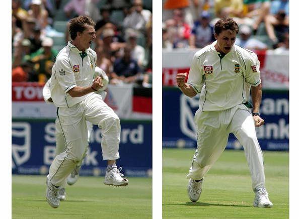 Dale Steyn's debut in International cricket