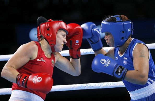 Commonwealth Games 2014: Devendro Singh and Laishram Sarita Devi settle for silver