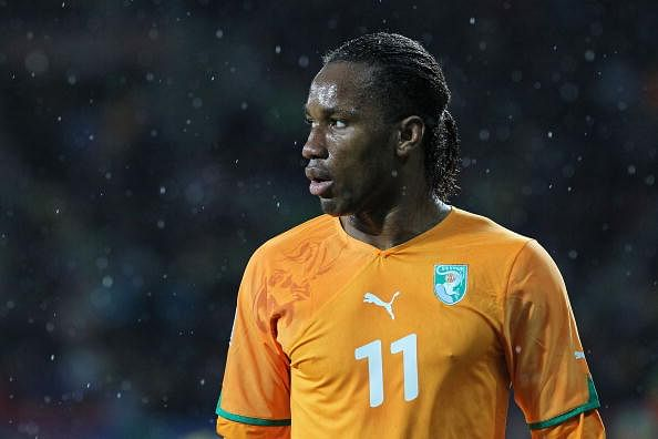 Didier Drogba announces retirement from international football
