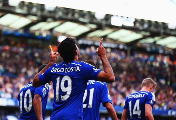 Everton vs Chelsea: Who starts - Drogba, a false nine or risk Diego Costa?