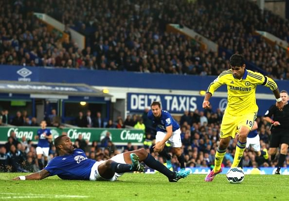 Everton 3-6 Chelsea : 5 talking points