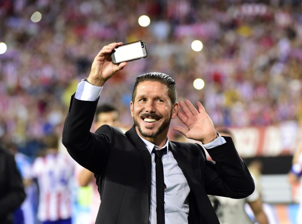 Diego Simeone still believes league title defence impossible