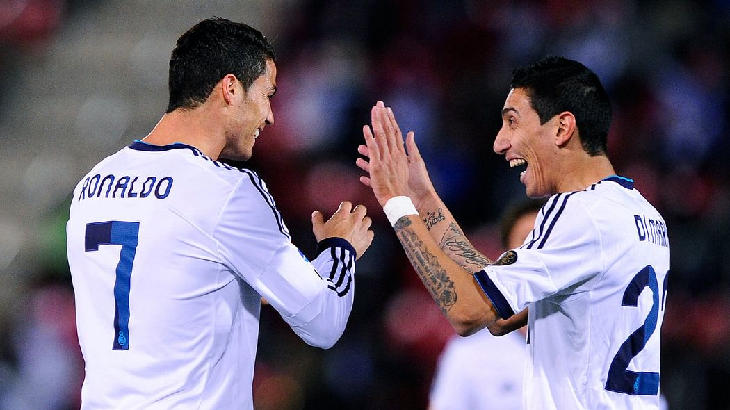 Reports: Cristiano Ronaldo and Sergio Ramos urge Real Madrid not to sell Angel Di Maria