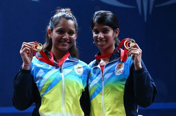Commonwealth Games 2014: Dipika Pallikal and Joshna Chinappa win gold in squash women's doubles