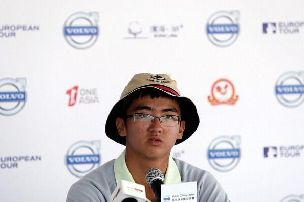 Nanjing Youth Olympics: China's Dou Zecheng aiming for gold in golf