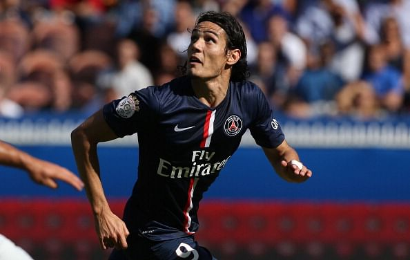 Rumour: Arsenal look to lure Edinson Cavani with £50million bid