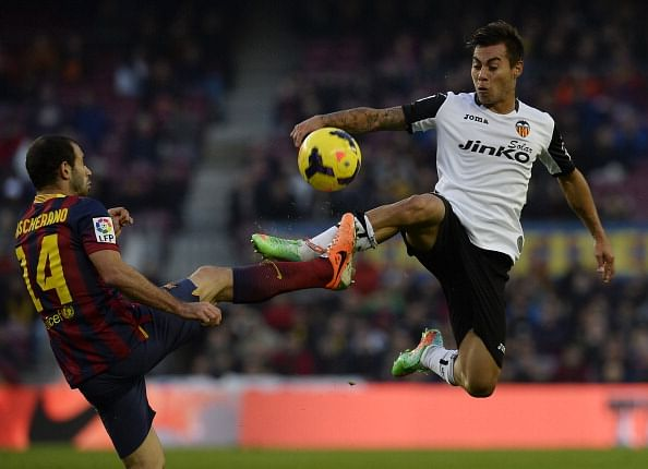 Queens Park Rangers sign Chilean international Eduardo Vargas on loan