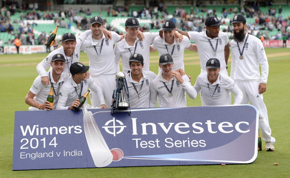ICC Test rankings: England move up two places to third, India slip to fifth