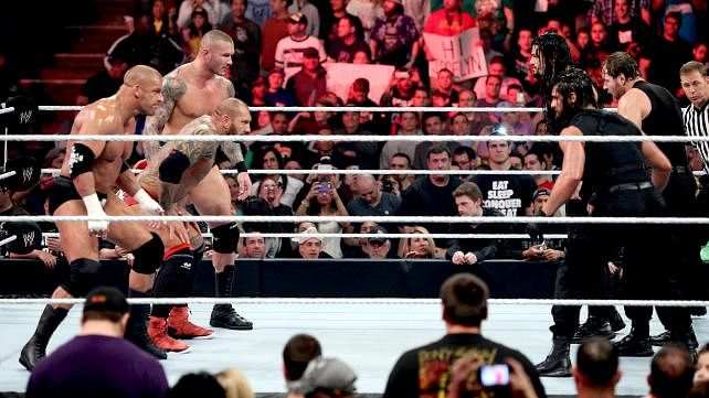 5 greatest WWE stable rivalries of all time
