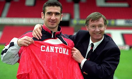 Can Angel di Maria be to Louis Van Gaal, what Eric Cantona was to Alex Ferguson?