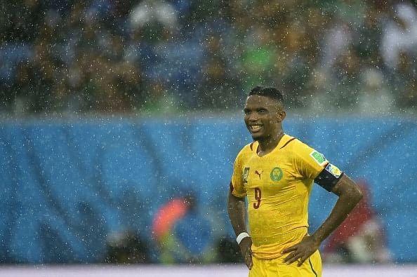 Samuel Eto'o announces retirement from international football