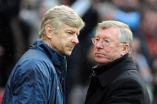 10 famous managerial rivalries in football