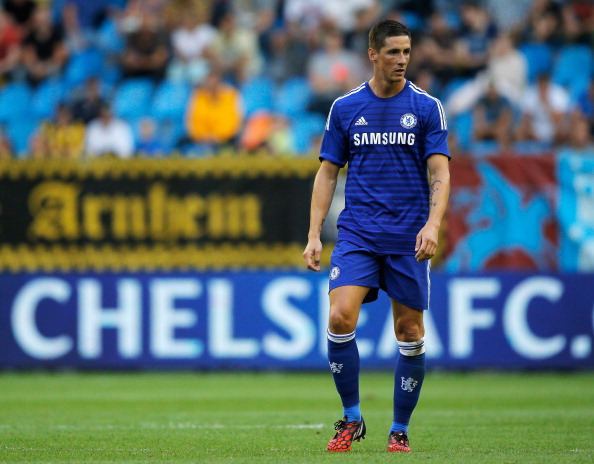 AC Milan agree terms with Chelsea for 2 year loan for Fernando Torres