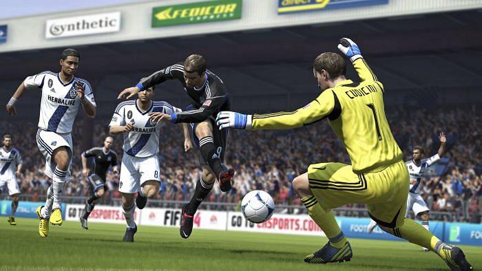 Best league in FIFA 14
