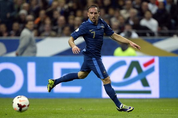 Franck Ribery retires from international football