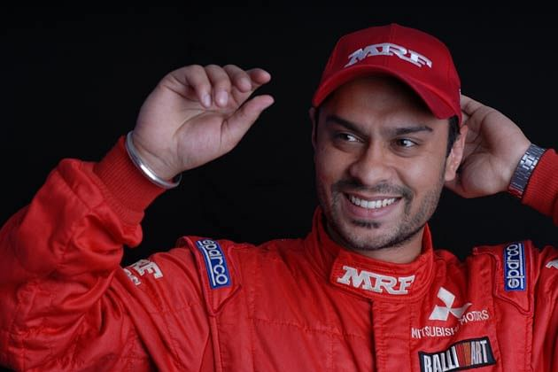 Malaysian Rally: Gaurav Gill under pressure in chase of Jan Kopecky
