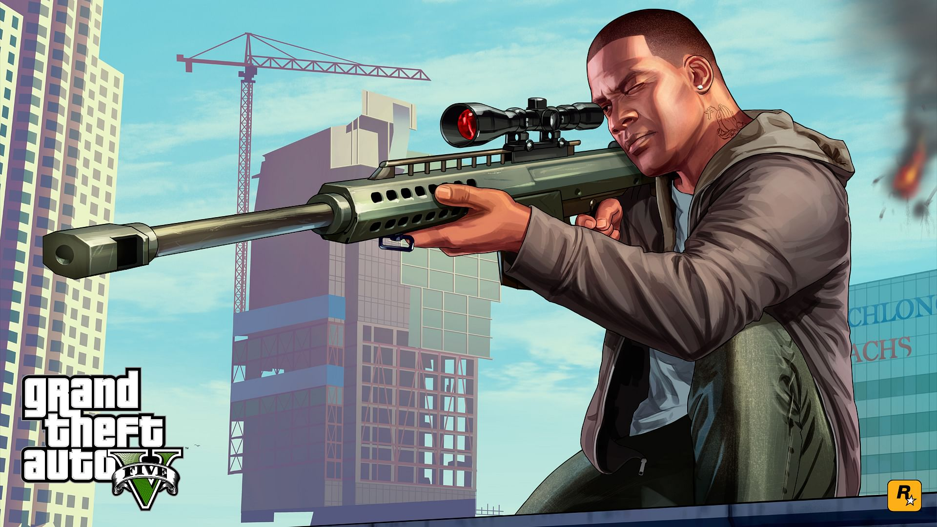 Grand Theft Auto V Release Dates Revealed | Beyond Entertainment