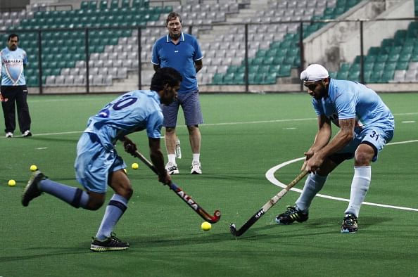 Hockey coaches' clinic to be held in India