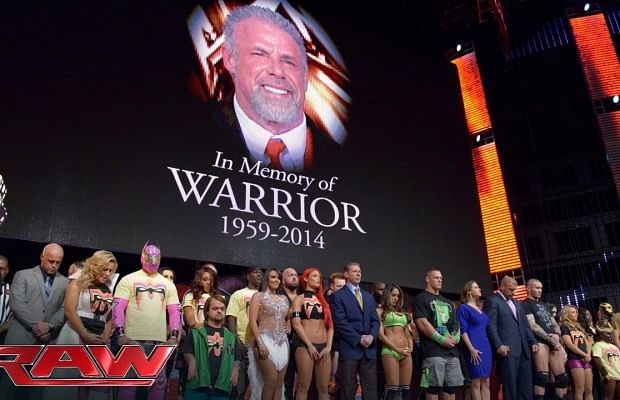 to The Ultimate Warrior Ultimate Warrior Wife