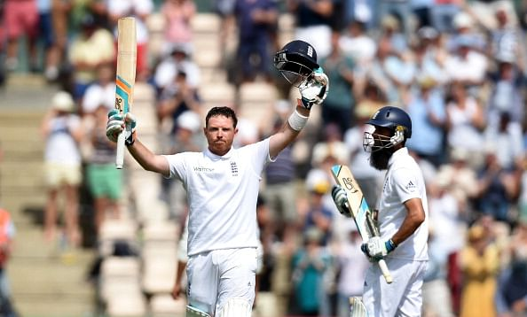 Ian Bell is the unlikely man behind Moeen Ali's success with the ball