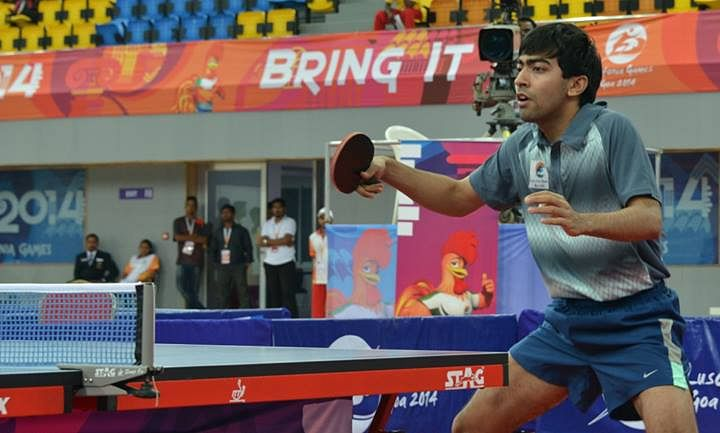 Inter-Institutional Table Tennis Championships: PSPB, AAI women reach the team finals