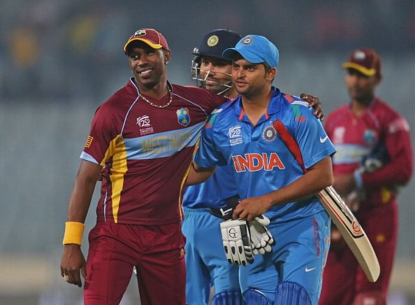 Dates and venues announced for West Indies tour of India in late 2014