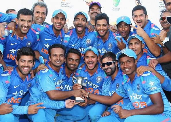 India A win quadrangular series after defeating Australia A by 4 wickets in final
