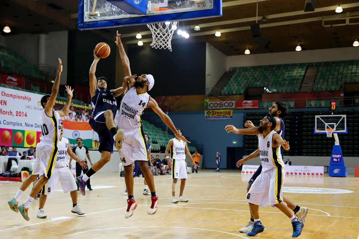 Is India the next international basketball hot spot?