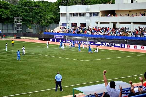 India U-23 defeat Pakistan U-23 1-0 in a closely fought first match of the bilateral friendly series