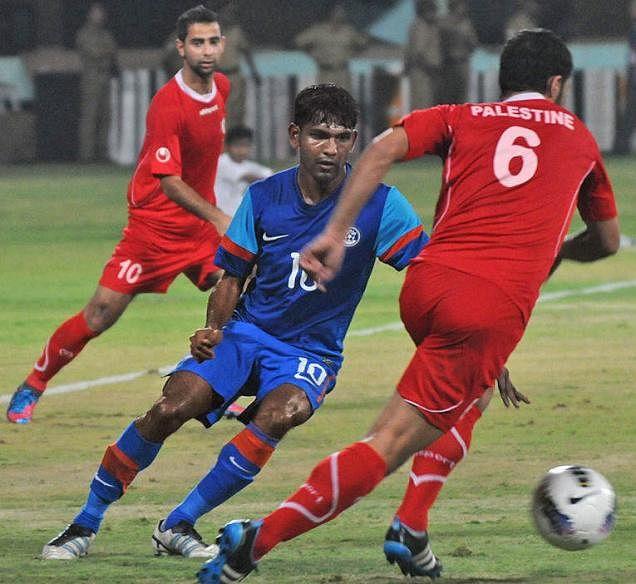 AIFF confirm two international friendlies against Palestine in October