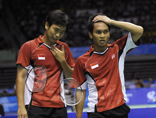 World Badminton Championships: Shuttlers Santoso and Ahsan-Setiawan pull out